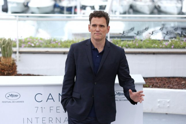 Matt Dillon arrives at a photocall for the film The House That Jack Built during the 71st annual Cannes International Film Festival in France on May 14, 2018. The actor turns 57 on February 18. File Photo by David Silpa/UPI