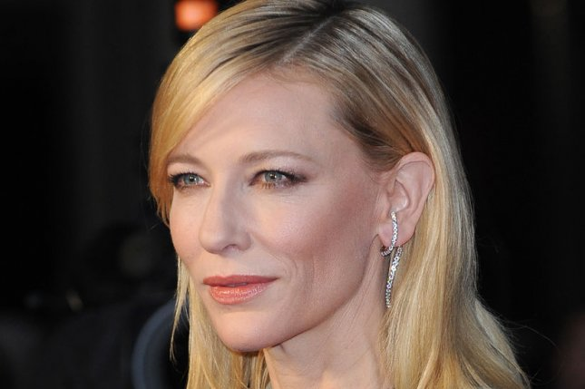 Cate Blanchett attends a screening for Carol during the 59th BFI London Film Festival on Oct. 14, 2015. Photo by Paul Treadway/ UPI