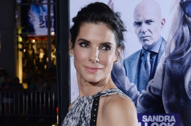 Sandra Bullock attends the Our Brand Is Crisis premiere in Los Angeles on October 26, 2015. Bullock's new film, Ocean's Eight, is set to be released in June 2018. File Photo by Jim Ruymen/UPI