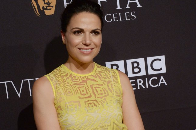 Actress Lana Parrilla's ABC show Once Upon a Time will end May 18 after seven seasons. File Photo by Jim Ruymen/UPI