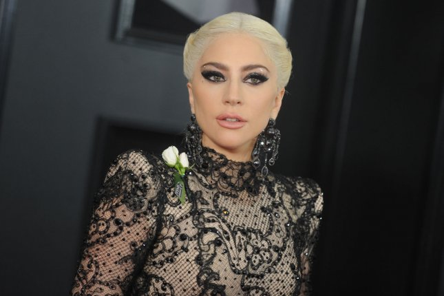 Lady Gaga mourns 'Born This Way' model Zombie Boy - UPI com