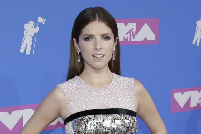 Love Life star Anna Kendrick arrives at the 35th annual MTV Video Music Awards on August 20 2018. HBO Max has renewed Love Life for a second season. File Photo by Serena Xu-Ning/UPI