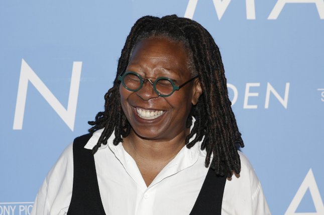 Whoopi Goldberg stars in the new adaptation of Stephen King's The Stand, which debuts Thursday on CBS All Access. File Photo by John Angelillo/UPI