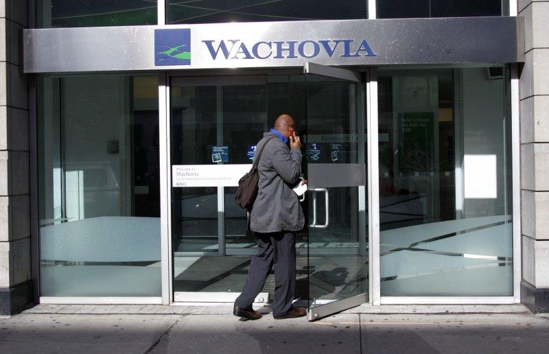 Wachovia Switches To Wells Fargo Deal Upi