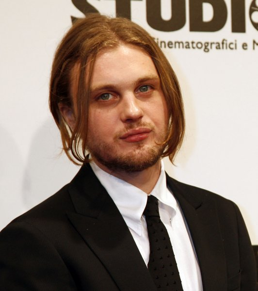 Actor Michael Pitt arrives on the red carpet at the amfAR Cinema Against AIDS gala taking place during the Rome International Film Festival in Rome on October 24, 2008. The event raises funds for AIDS research. (UPI Photo/David Silpa)