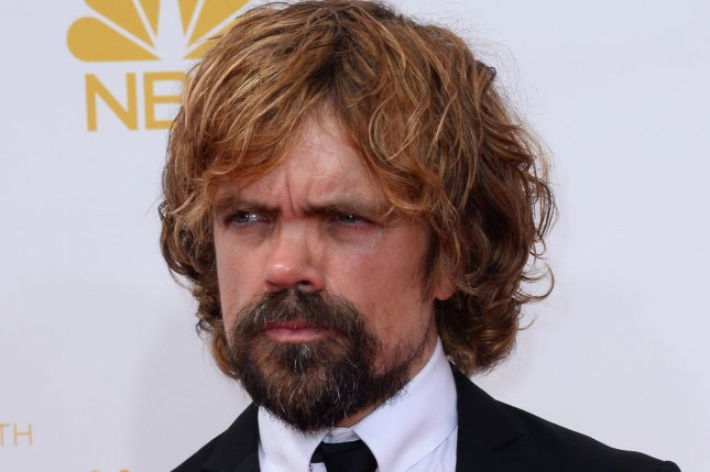 Actor Peter Dinklage arrives at the Prime mime Emmy Awards at the Nokia Theatre in Los Angeles on August 25, 2014. UPI/Jim Ruymen