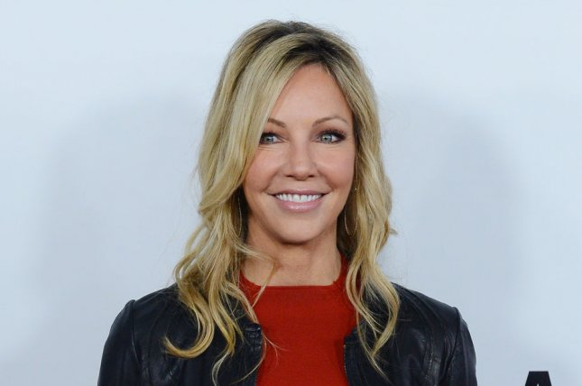 Heather Locklear at the Los Angeles premiere of This is 40 on December 12, 2012. File Photo by Jim Ruymen/UPI