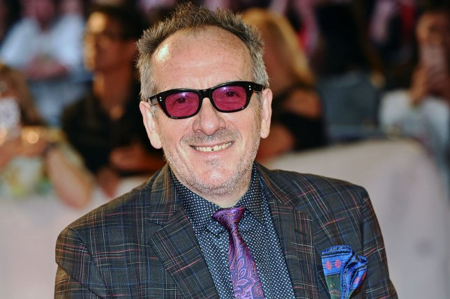 Elvis Costello will be going on tour across North America alongside Blondie. File Photo by Christine Chew/UPI
