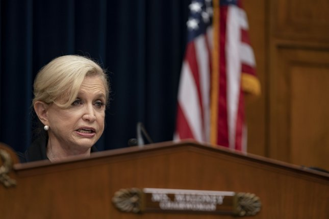 House Committee on Oversight and Reform Chairwoman Carolyn Maloney sent a letter to Commerce Secretary Wilbur Ross Thursday urging him to produce requested census documents or face subpoena. File Photo by Alex Edelman/UPI