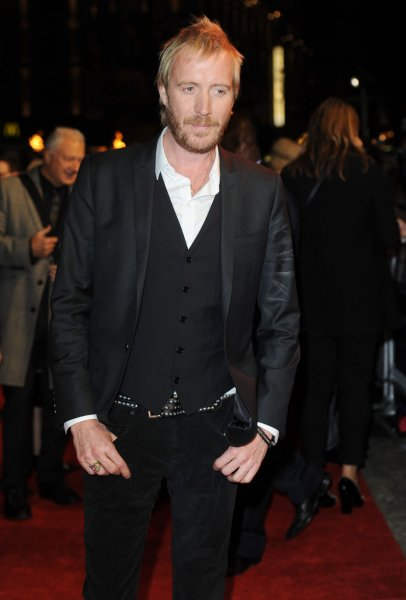 British actor Rhys Ifans, who plays the Earl of Oxford, attends the premiere of Anonymous at BFI London Film Festival at Empire, Leicester Square in London on October 25, 2011. UPI/Rune Hellestad