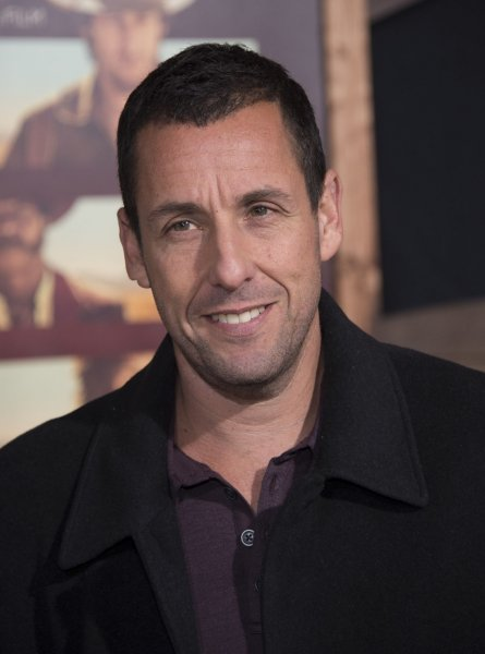 Adam Sandler's new Netflix movie The Do-Over has gotten a premiere date and teaser trailer from Netflix. He is seen here at The Ridiculous Six premiere in Los Angeles on November 30, 2015. Photo by Phil McCarten/UPI