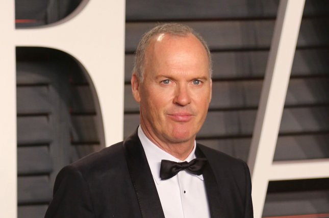 Michael Keaton at the Vanity Fair Oscar party on February 28. The actor won't appear in Spider-Man: Homecoming. File Photo by David Silpa/UPI