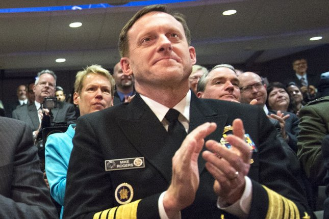 Director of the National Security Agency Mike Rogers is pictured at a ceremony marking the 10th anniversary of the formation for the Office of the Director of National Intelligence, at it's headquarters on April 24, 2015, in McClean, Va. Sources with knowledge of the matter said the Obama administration wanted to fire Rogers before the Nov. 8 election because he is allegedly aloof at meetings and doesn't listen to staff input. File Photo by Kevin Dietsch/UPI