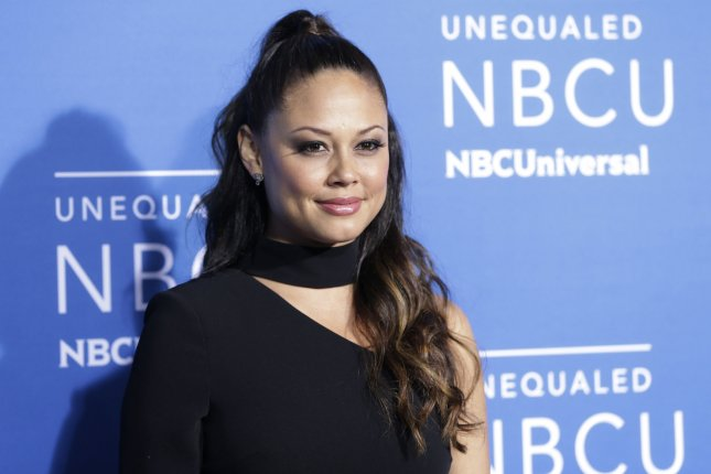 Vanessa Lachey got the boot on Dancing with the Stars Monday night. File Photo by John Angelillo/UPI