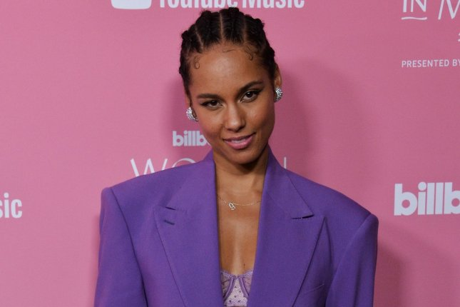 Alicia Keys will join John Legend, Foo Fighters and more to honor late music icon Prince. File Photo by Jim Ruymen/UPI
