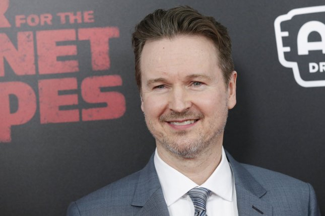 Matt Reeves said he has completed filming The Batman. File Photo by John Angelillo/UPI