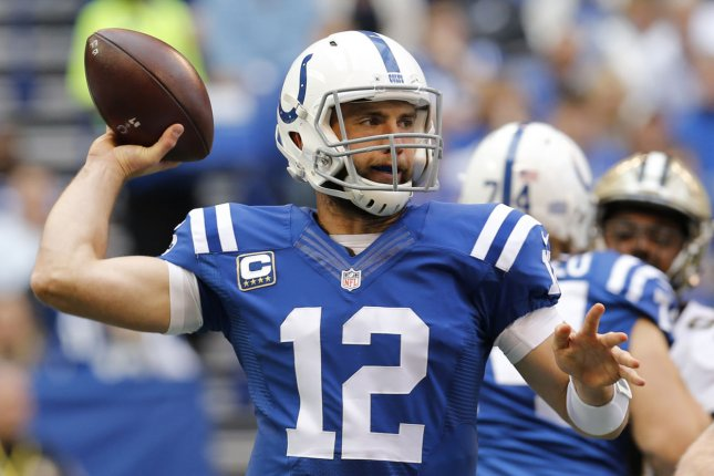 Colts Andrew Luck may not play until October