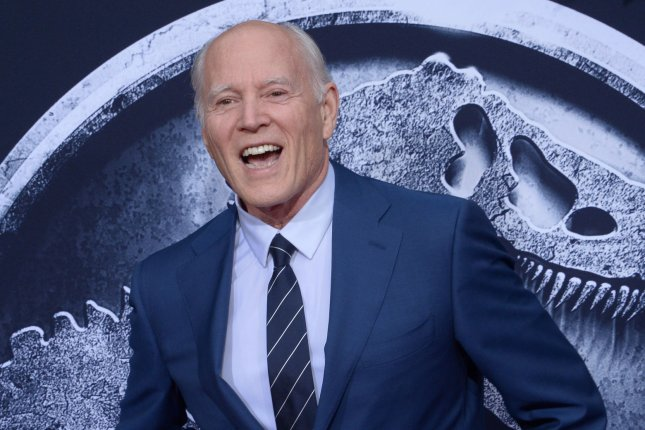 Producer Frank Marshall attends the premiere of the sci-fi motion picture thriller Jurassic World on June 9, 2015. Marshall, who is set to produce the upcoming Indiana Jones 5, recently discussed the series and the potential for more sequels. File Photo by Jim Ruymen/UPI
