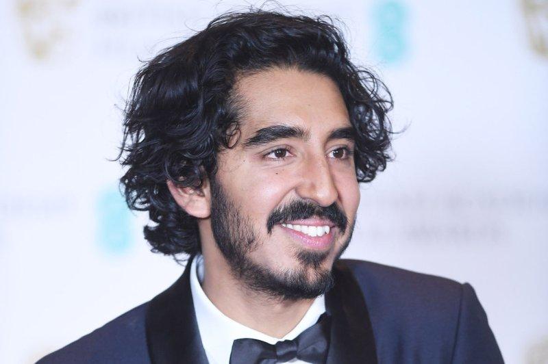 Dev Patel at the EE British Academy Film Awards on Sunday. Photo by Rune Hellestad/UPI