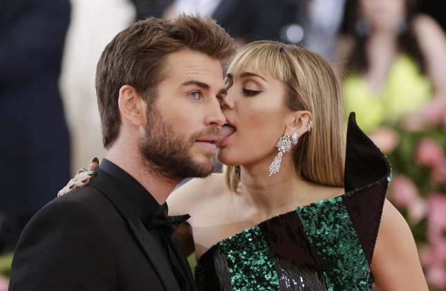 Miley Cyrus and Liam Hemsworth separate - UPI.com