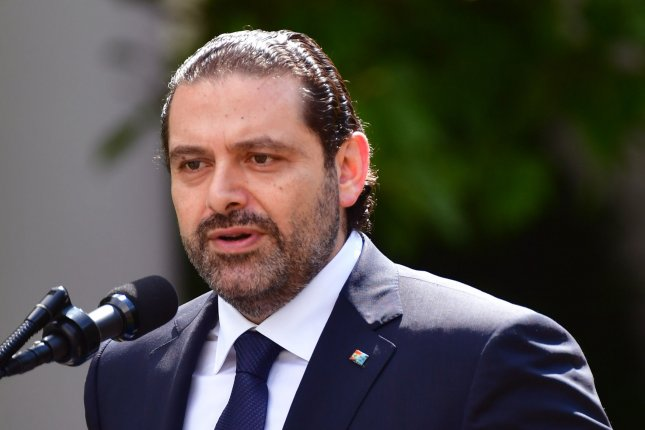 Saad Hariri has been appointed to return as prime minister of Lebanon amid an economic and political crisis. File Photo by Kevin Dietsch/UPI