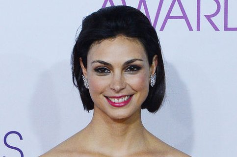 Actress Morena Baccarin attends the People's Choice Awards 2013 at Nokia Theatre L.A. Live in Los Angeles on January 9, 2013. UPI/Jim Ruymen