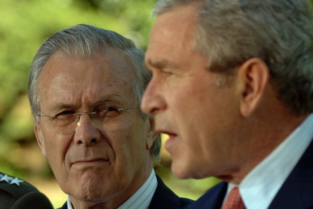 Bush 41 slams Bush 43's aides, including Cheney and Rumsfeld - UPI.com