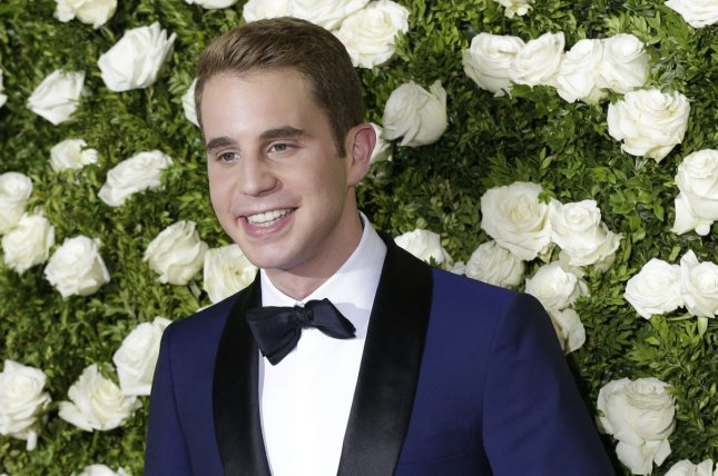 Ben Platt arrives on the red carpet at the 71st Annual Tony Awards at Radio City Music Hall on June 11 in New York City. Photo by John Angelillo/UPI