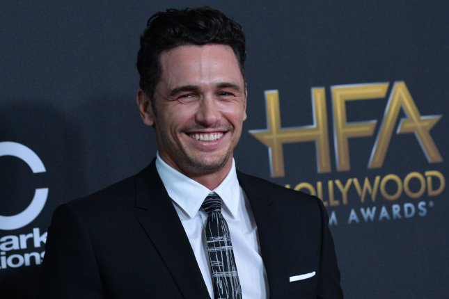 James Franco can now be seen in a Saturday Night Live parody of Hallmark's holiday movie programming slate. File Photo by Jim Ruymen/UPI