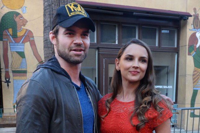 Rachael Leigh Cook (R) and Daniel Gillies shared their difficult decision to split up. File Photo by Jim Ruymen/UPI