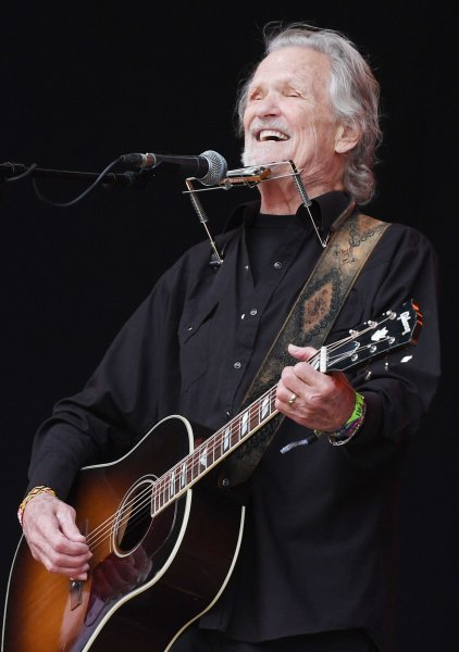 Kris Kristofferson will be honored at the Country Music Association Awards on Nov. 13. File Photo by Rune Hellestad/UPI