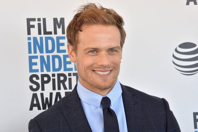 Sam Heughan attends the 34th annual Film Independent Spirit Awards in Santa Monica, Calif., on February 23, 2019. The actor turns 40 on April 30. File Photo by Jim Ruymen/UPI
