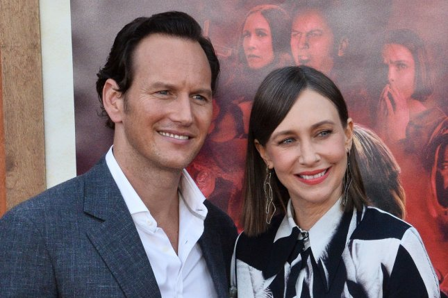 The Conjuring: The Devil Made Me Do It stars Patrick Wilson and Vera Farmiga attend the premiere of Annabelle Comes Home in June 2019. File Photo by Jim Ruymen/UPI