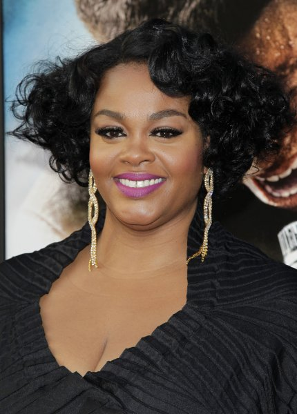 Jill Scott at the New York premiere of Get On Up on July 21, 2014. The singer married boyfriend Mike Dobson over the weekend. File Photo by John Angelillo/UPI