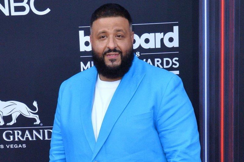 DJ Khaled attends the Billboard Music Awards on May 20. File Photo by Jim Ruymen/UPI