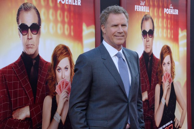 Will Ferrell attends the premiere of The House at the TCL Theatre in the Hollywood section of Los Angeles on June 26, 2017. The actor turns 54 on July 16. File Photo by Jim Ruymen/UPI