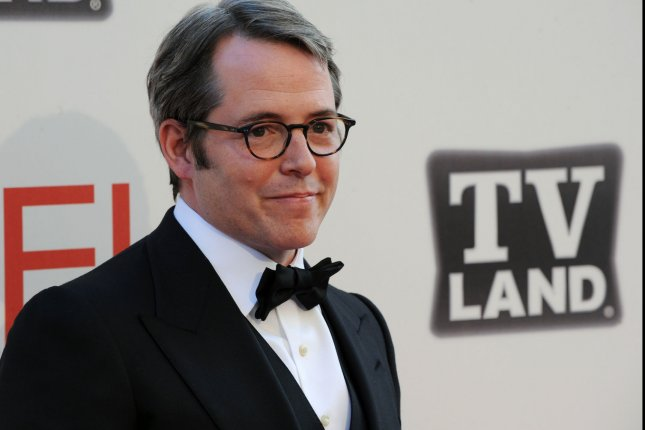 Actor Matthew Broderick will star in the Broadway production of Sylvia this fall. Photo by Jim Ruymen/UPI