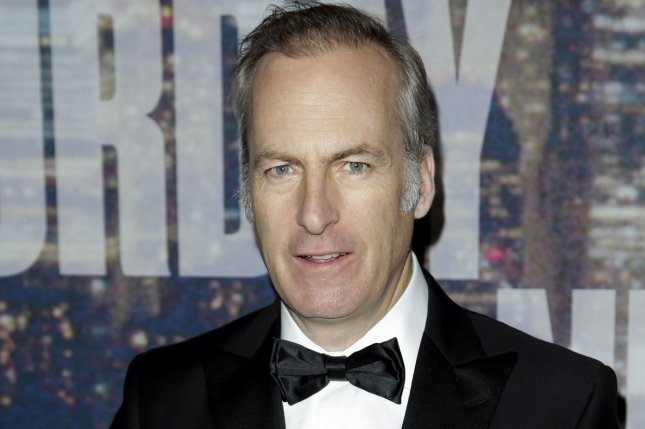 Better Call Saul star Bob Odenkirk in a 2015 file photo by John Angelillo/UPI
