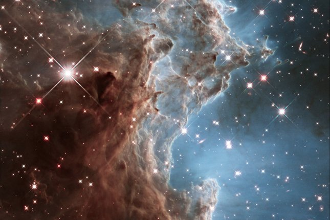 New research suggests the cosmic dust that formed our solar system came from AGB stars. Photo by UPI/NASA