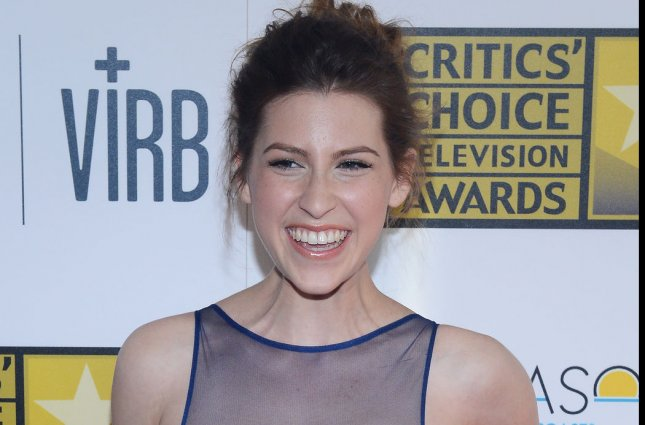 Eden Sher will star in the pilot of The Middle spinoff called the Sue Heck Spinoff on ABC. File Photo by Jim Ruymen/UPI
