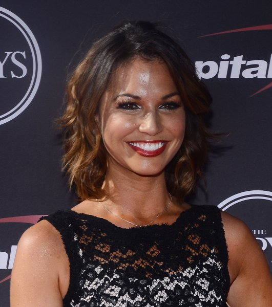 TV personality Melissa Rycroft attends the 2013 ESPY Awards at the Nokia Theatre L.A. Live in Los Angeles on July 17, 2013. UPI/Jim Ruymen