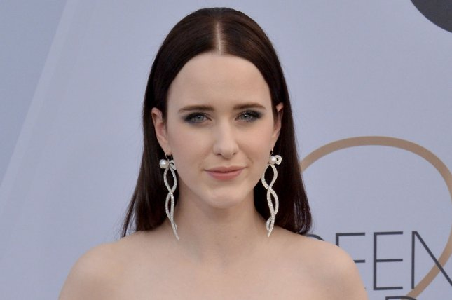 Rachel Brosnahan is the new face of Kate Spade's label Frances Valentine. File Photo by Jim Ruymen/UPI