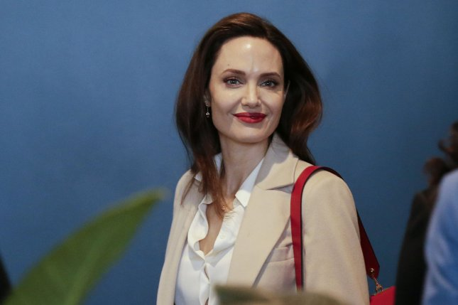 Angelina Jolie joins the Marvel Cinematic Universe as a character in the 2020 film Eternals. File Photo by John Angelillo/UPI