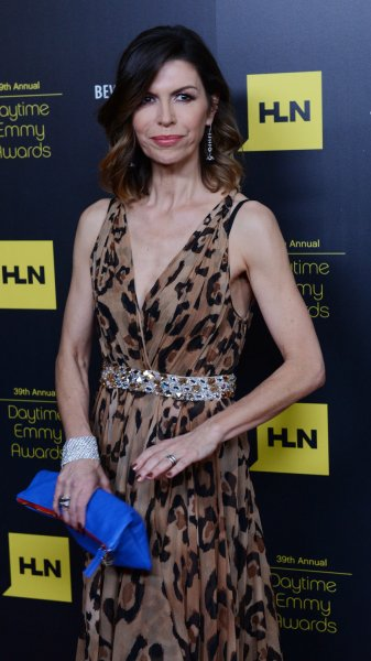 Actress Finola Hughes attends the 39th annual Daytime Emmy Awards in Beverly Hills, California on June 23, 2012. UPI/Jim Ruymen