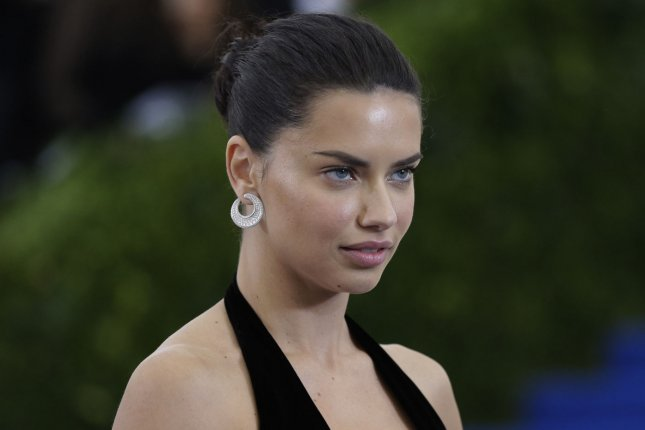 Adriana Lima arrives on the red carpet at the Costume Institute Benefit at The Metropolitan Museum of Art on May 1. Lima is set to host a new beauty competition series titled American Beauty Star. File Photo by John Angelillo/UPI