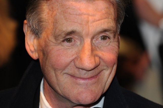 The BBC has green-lit a four-part docu-series called Michael Palin's Travels.File Photo by Rune Hellestad/UPI