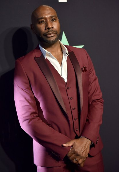 Morris Chestnut appears backstage during the 19th annual BET Awards at the Microsoft Theater in Los Angeles on June 23, 2019. The actor turns 52 on January 1. File Photo by Chris Chew/UPI