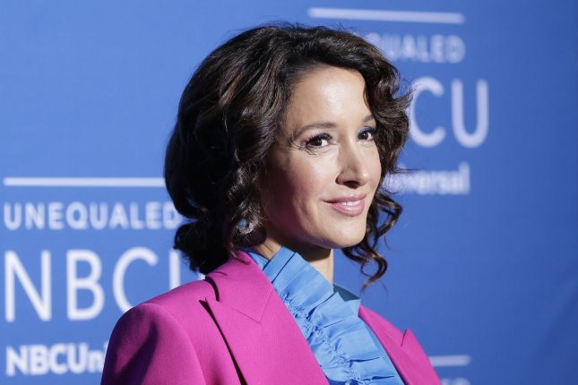 Taken star Jennifer Beals. NBC has canceled the show after two seasons. File Photo by John Angelillo/UPI