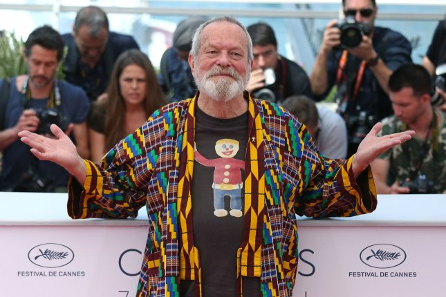 Writer and director Terry Gilliam will be honored this November at the Cairo International Film Festival. File Photo by David Silpa/UPI
