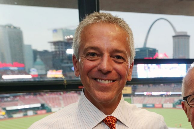 Thom Brennaman worked for Fox Sports for almost three decades as part of the network's coverage of MLB and the NFL. File Photo by Bill Greenblatt/UPI
